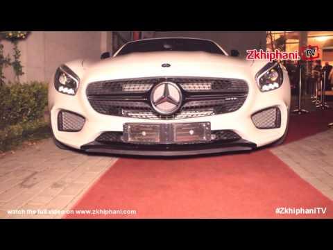 Riky Rick buys a new Mercedes Benz AMG GTs