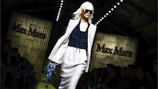 Max Mara   Spring Summer 2017 Full Fashion Show   Exclusive