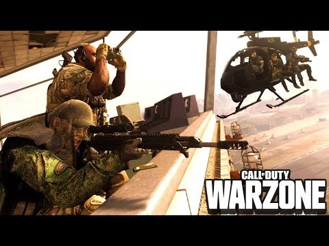 The MOST INCREDIBLE Moments of WARZONE  - Call of Duty Modern Warfare Warzone Battle Royale #4