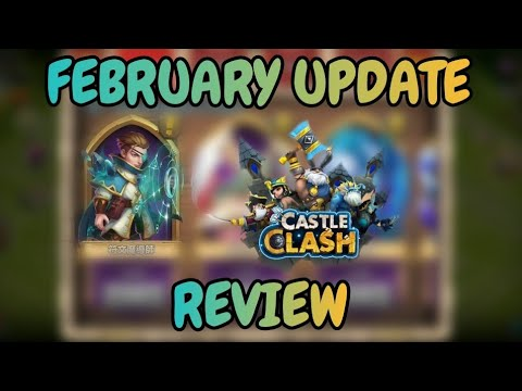 Update Review L Castle Clash