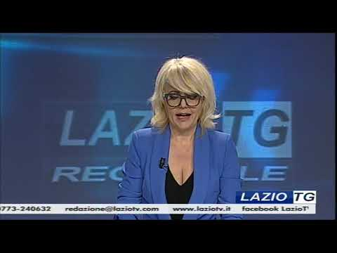 LAZIO TG DEL 28/07/2021 EDIZIONE DELLE 13.30