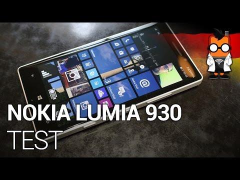 Nokia Lumia 930 im Test [DEUTSCH]