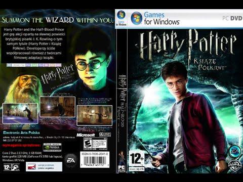 Descargar Harry Potter Y El Misterio Del Principe Juegos Pc Full