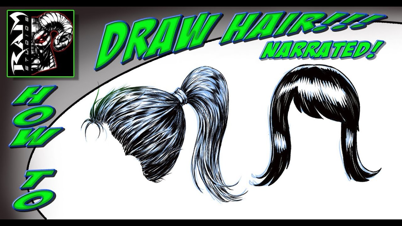 How To Draw In The Comic Book Style