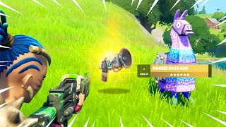 Fortnite Added 2 SECRET WEAPONS in the New Update!