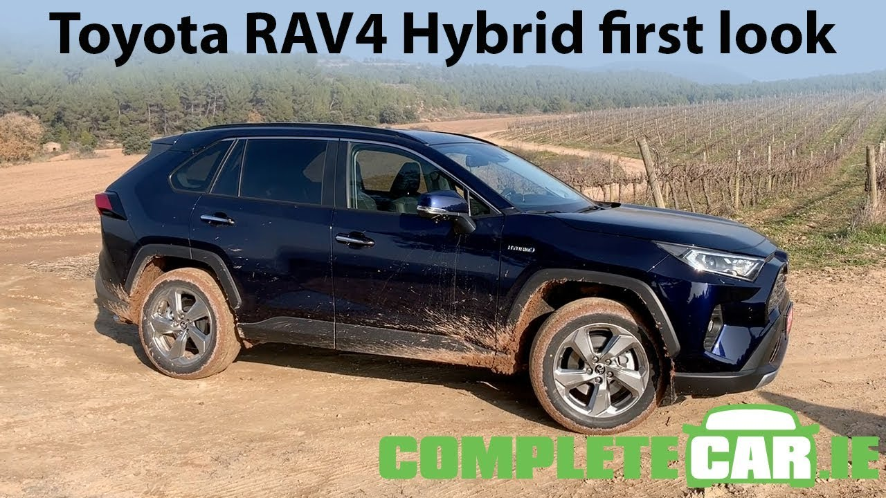 Toyota Rav4 Hybrid Awd I First Look