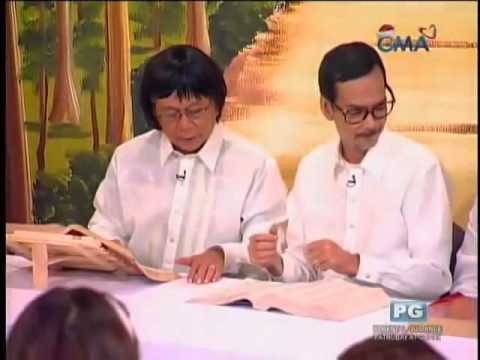 Bubble Gang - Bagong Dating Doon (05/11/2012)