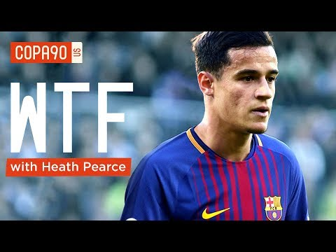 Why The Hell Would Coutinho Leave Liverpool Right Now?   Walk Talk Football