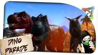 Giganotosaurus: GrößenVergleich aller Dinos   T-Rex etc.bis 226   Ark Survival Evolved: