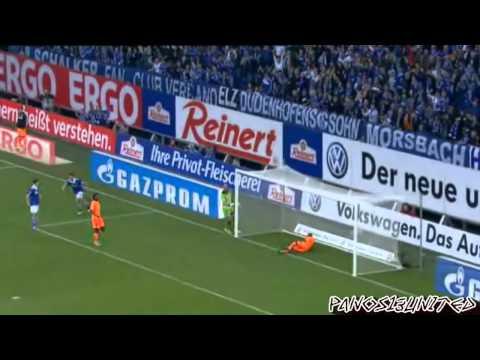 Klaas Jan Huntelaar 2011/2012 || Highlights