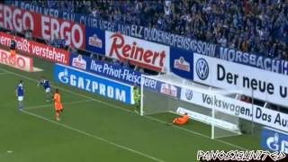 Klaas Jan Huntelaar 2011/2012 || Highlights