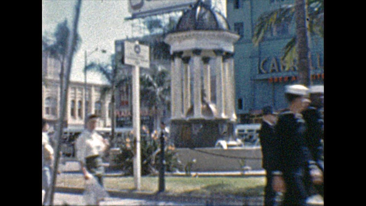 Our Trip To San Diego 1960 Youtube