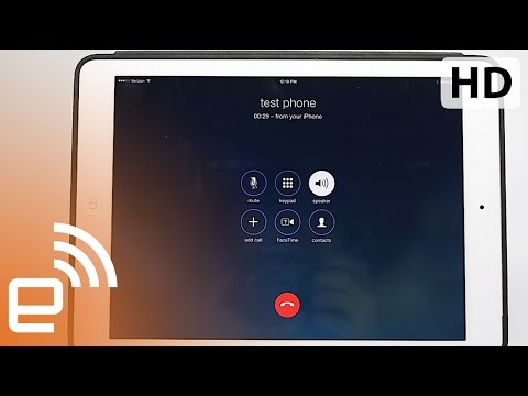 First look: Apple's iOS 8 | Engadget