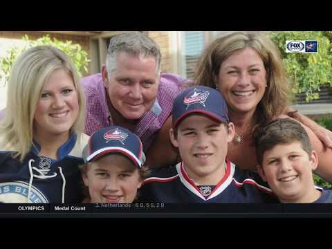Hockey roots: Growing up in the life of Josh Anderson