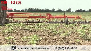 Борона штригельная БШ сельское хозяйство  - КавказАгроСтройТехника, Ставрополь