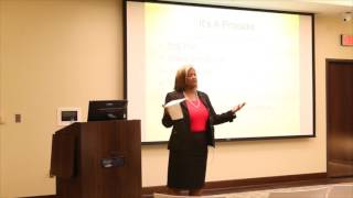 Candidate for Assistant VP, Education & Organizational Learning, Dr. Deidre Dennie