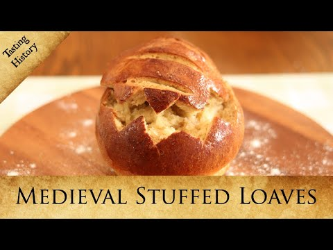 how-to-bake-medieval-rastons-|-the-life-of-a-miller