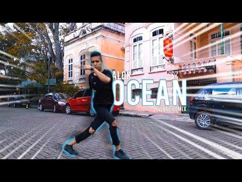 Alok ft Zeeba Iro - Ocean VINNE Remix  Coreografia: Mateus Coast