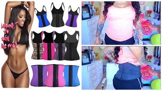 HOW TO SNATCH YOUR WAIST WAIST TRAINERS UNDER $20 WHAT I HAVE BEEN USING
