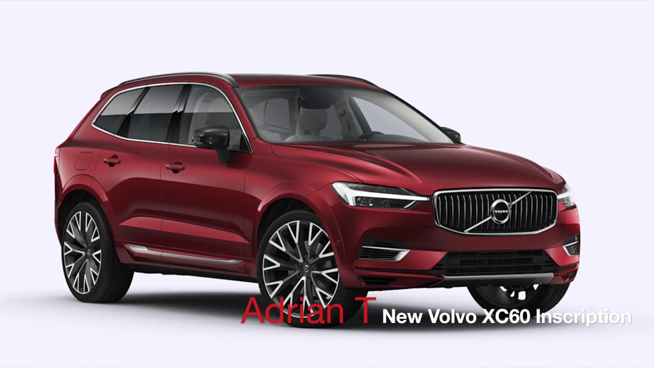 NEW Volvo XC60 T8 INSCRIPTION - YouTube
