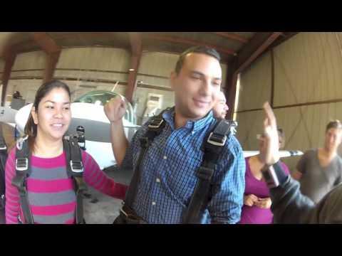 Steven of Jacksonville, FL | Tandem Skydive