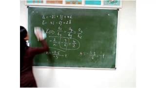 Математика. Векторная алгебра