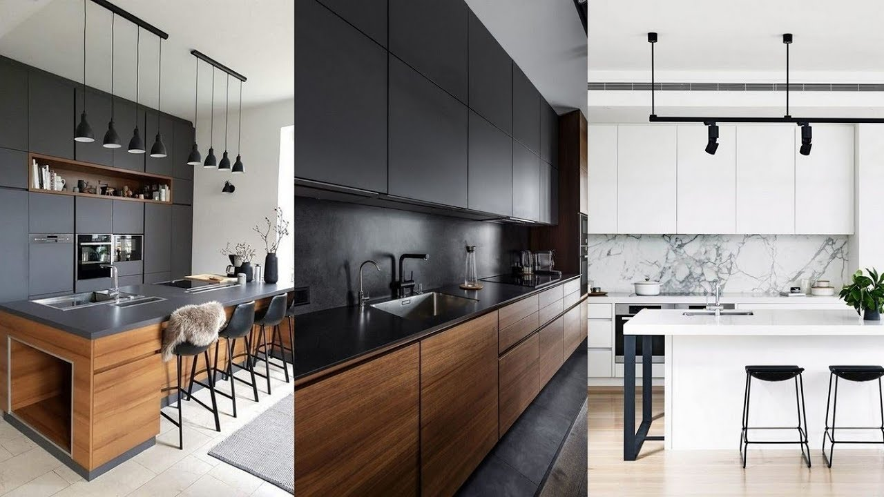 27 Best Minimalist Kitchen Design To Avoid Boredom In Your Home Youtube