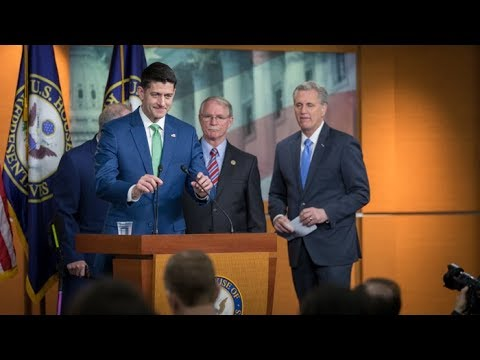 Speaker Ryan on Tax Reform, STOP School Violence Act