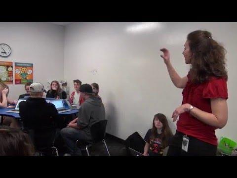 Jennifer Vance, History & English Teacher - Springs Studio for Academic Excellence