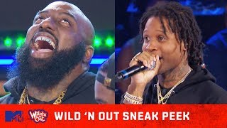 Lil Durk & Trae Tha Truth Ready to Turn Up On Nick Cannon 😂 | Wild 'N Out | MTV