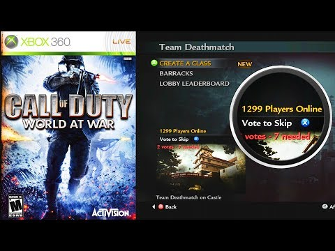 Here's What COD World at War Is Like in 2018