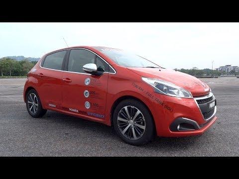 2017 Peugeot 208 1.2 PureTech (5-door) Start-Up and Full Vehicle Tour