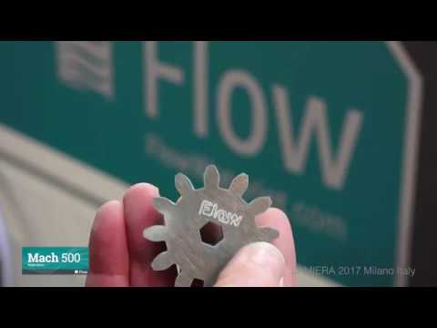 REINVENTING WATERJET with our new MACH 500
