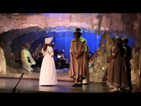Пушкин Навсегда. Представление с участием оркестра имени Владимира Шикина (фрагменты)