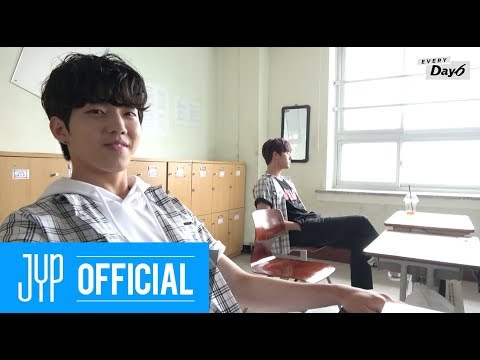 "DAY6 ""What Can I Do"" M/V Making Video"