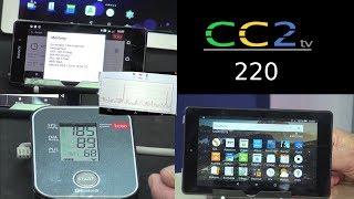 CC2tv #220:  Amazon Fire 7 näher betrachtet und BOSO Blutdruckmessgerät ohne Wolke