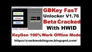 Gambar cover GBKey 1 76 beta crack + keygen  Free, gratis 100%