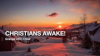 Christians Awake!
