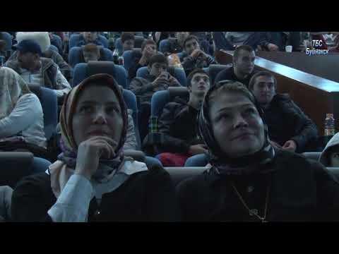 Буйнакск приветствует победу Хабиба // 2018