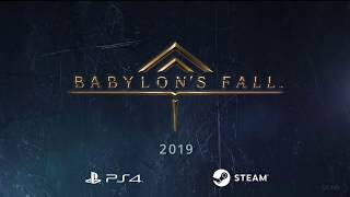 BABYLON'S FALL Reveal Trailer | E3 2018 Platinum Games New Project
