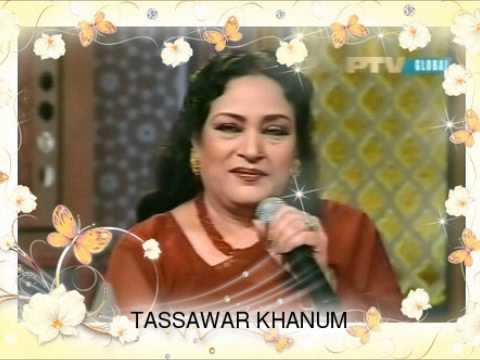 Tasawar Khanum & Noor Jehan - Aiyan Do Muthyaran - [Punjabi Film Hits]