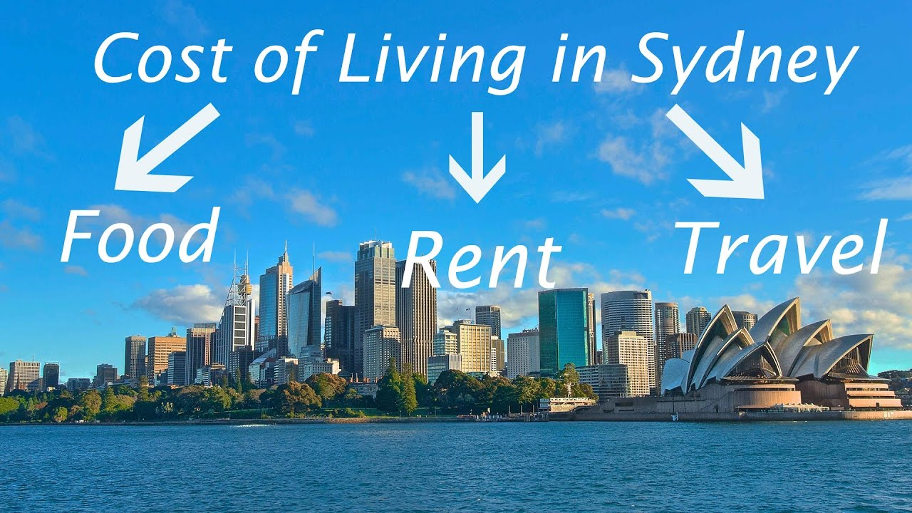 Cost Of Living In Sydney Australia Youtube
