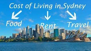 Cost of living in Sydney - Australia
