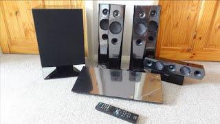 Sony BDV-N7200W 3D SOUND TEST/BASS TEST BEST SURROUND SOUND SYSTEM