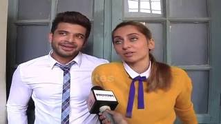 FUN CHAT with Karan Kundra and Anusha Dandekar as they are set to host MTV Love School...