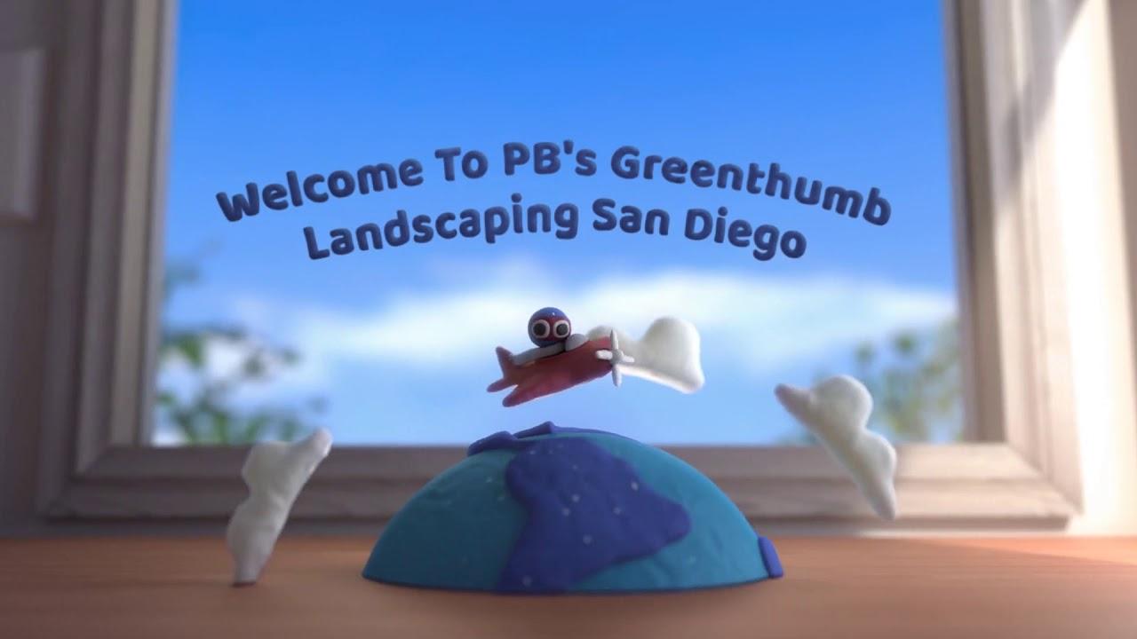 PB's Greenthumb Landscaping in Solana beach