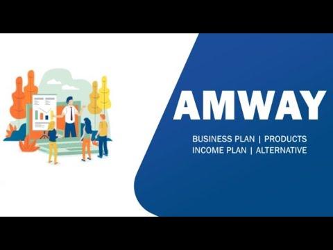 amway usa business plan