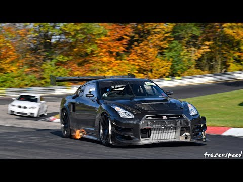 THE FASTEST NISSAN GT-R OF THE NÜRBURGRING