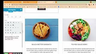 tutorial membuat toko online #5 : desain halaman