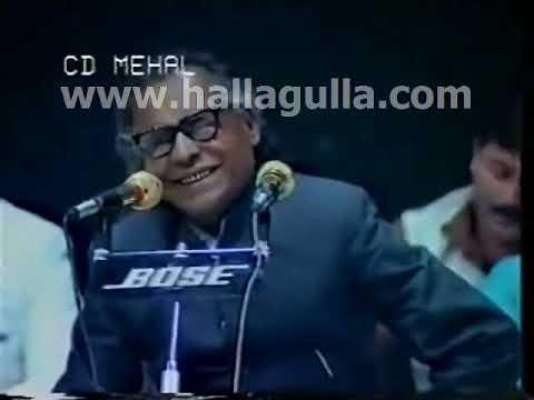 Khumar Barabankvi || Na Hara Hai Ishq Aur Na Duniya Thaki Hai || Lyrics in description